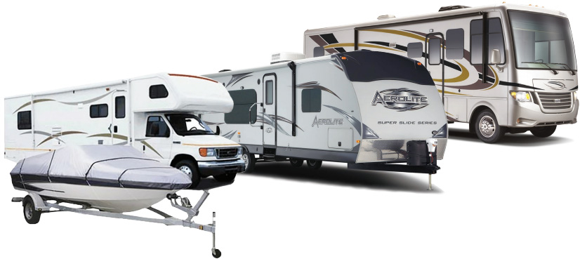 New Orleans RV and Boat Storage
